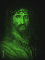 ORIGINAL ACEO Jesus Religous Digital Art Print ... - $7.92