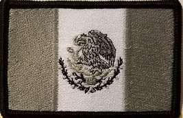 """[Single Count] Custom and Unique (3 1/2 """" x 2 1/4"""" Inches) MEXICO FLAG Rectan... - $5.93"""