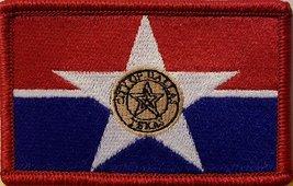 "[Single Count] Custom and Unique (3 1/2 "" x 2 1/4"" Inches) DALLAS TEXAS FLAG ... - $5.93"