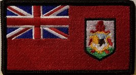 """[Single Count] Custom and Unique (3 1/2 """" x 2 """" Inches) BERMUDA FLAG Rectangl... - $5.93"""