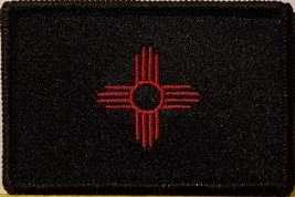 "[Single Count] Custom & Unique (3 "" x 2 "" Inches) NEW MEXICO STATE FLAG Patri... - $5.93"
