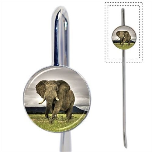 Safari Elephant Bookmark - Book Lover Novelty Gifts