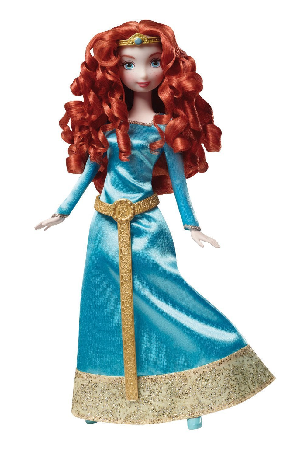 Disney pixar brave merida doll