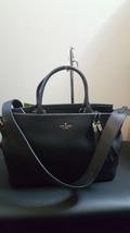 NWT Kate Spade New York Atwood Place Larson Black Satchel Bag Purse - $222.98 CAD