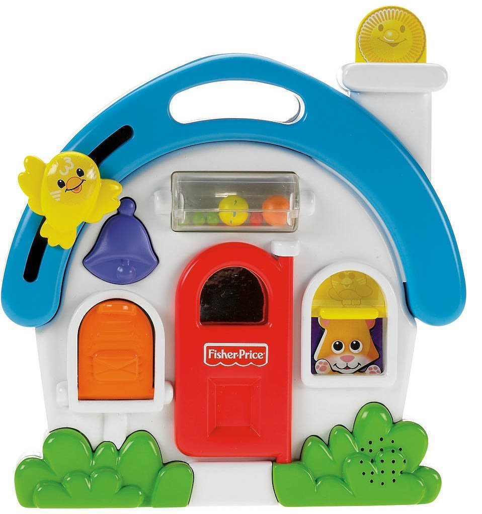 Fisher price activity sounds house