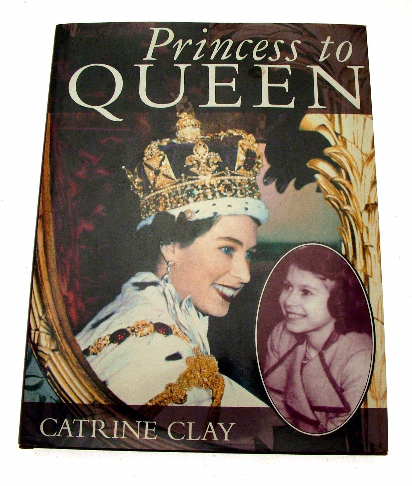 Royalty Books Princess Margaret Queen Elizabeth Books Coronation Books