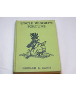 Uncle Wiggily's Fortune Howard R. Garis 1942 book without dust cover #% - $49.49