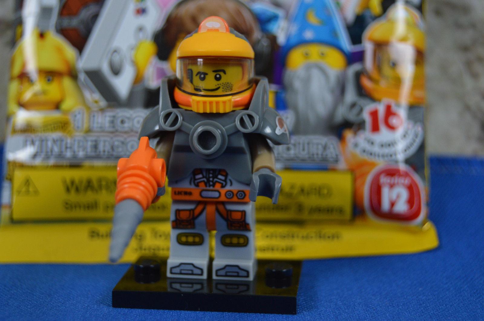 Lego Space Miner Series 12 Minifigure 71007