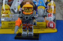Lego Space Miner Series 12 Minifigure 71007 - $5.93