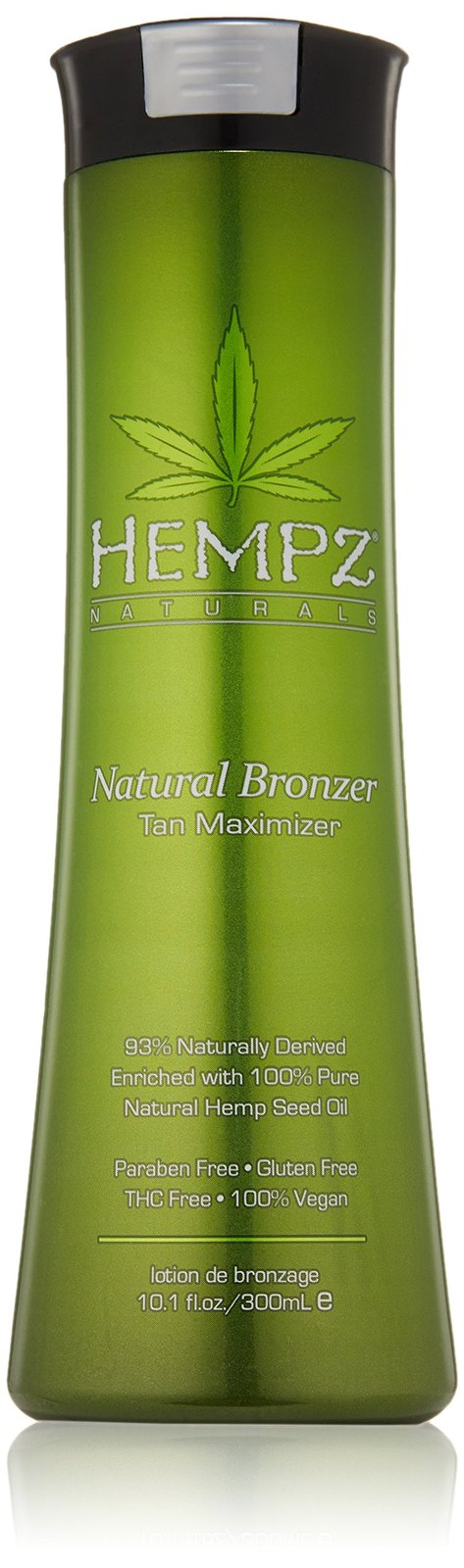 HEMPZ by Hempz: NATURAL BRONZER TAN MAXIMIZER 10.1OZ