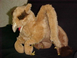 "20"" Mythological Story Griffin Puppet Plush Stuffed Toy By Folktails Fol... - $140.24"