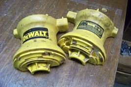 DeWALT DW423 TYPE 1 5 inch EVS Random Orbit Sander Parts ~ clamshell set - $10.88