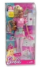 Barbie I Can Be Pet Vet Doll - $24.00