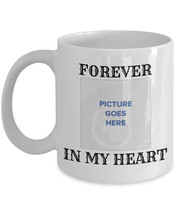 Add Your Image Coffee Mug Personalized Gift For Dog Cat Lover Him Her Me... - $21.31 CAD