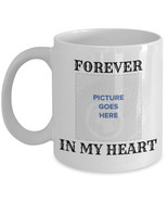 Add Your Image Coffee Mug Personalized Gift For Dog Cat Lover Him Her Me... - $15.99