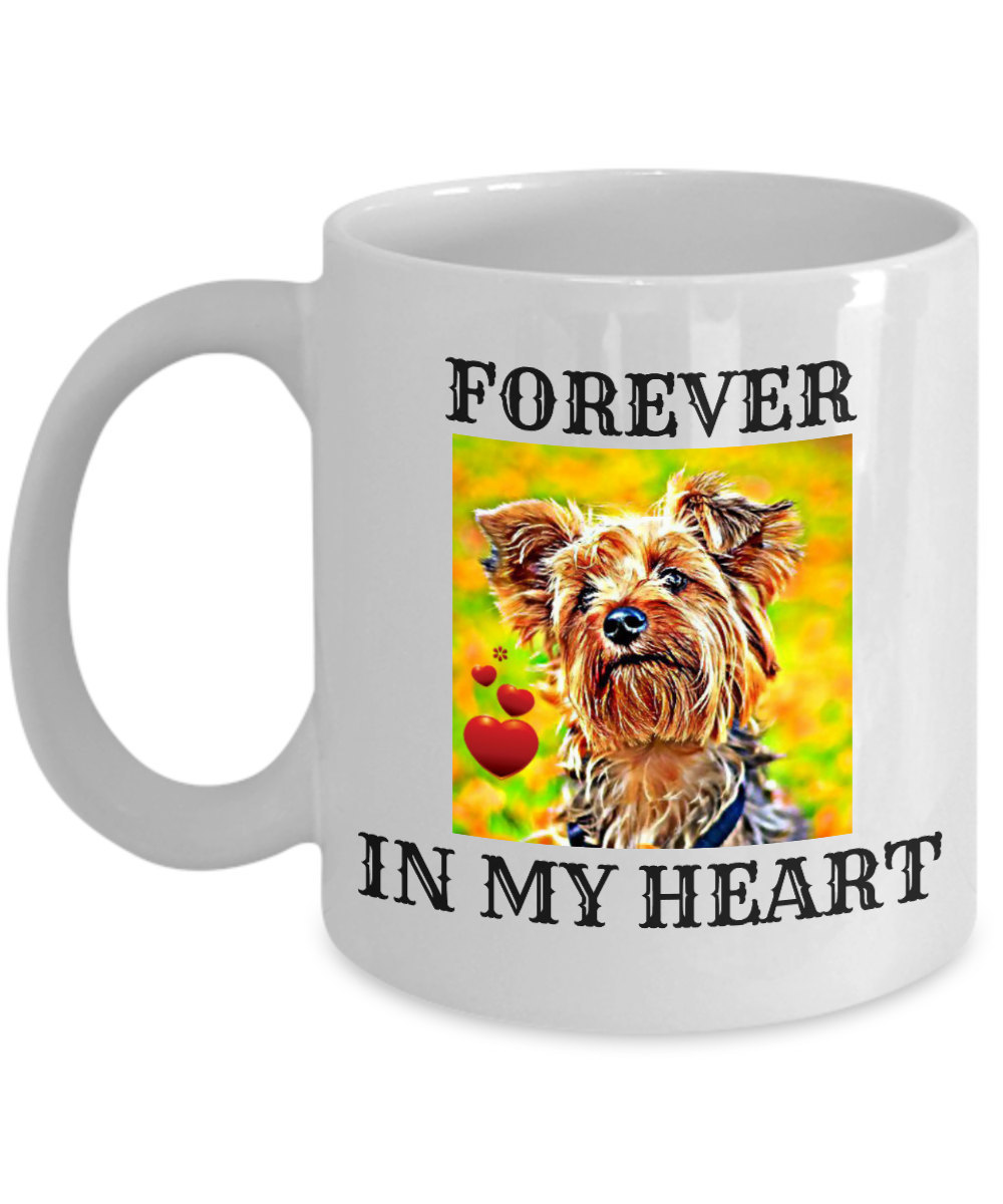Add Your Image Coffee Mug Personalized Gift For Dog Cat Lover Him Her Men Women