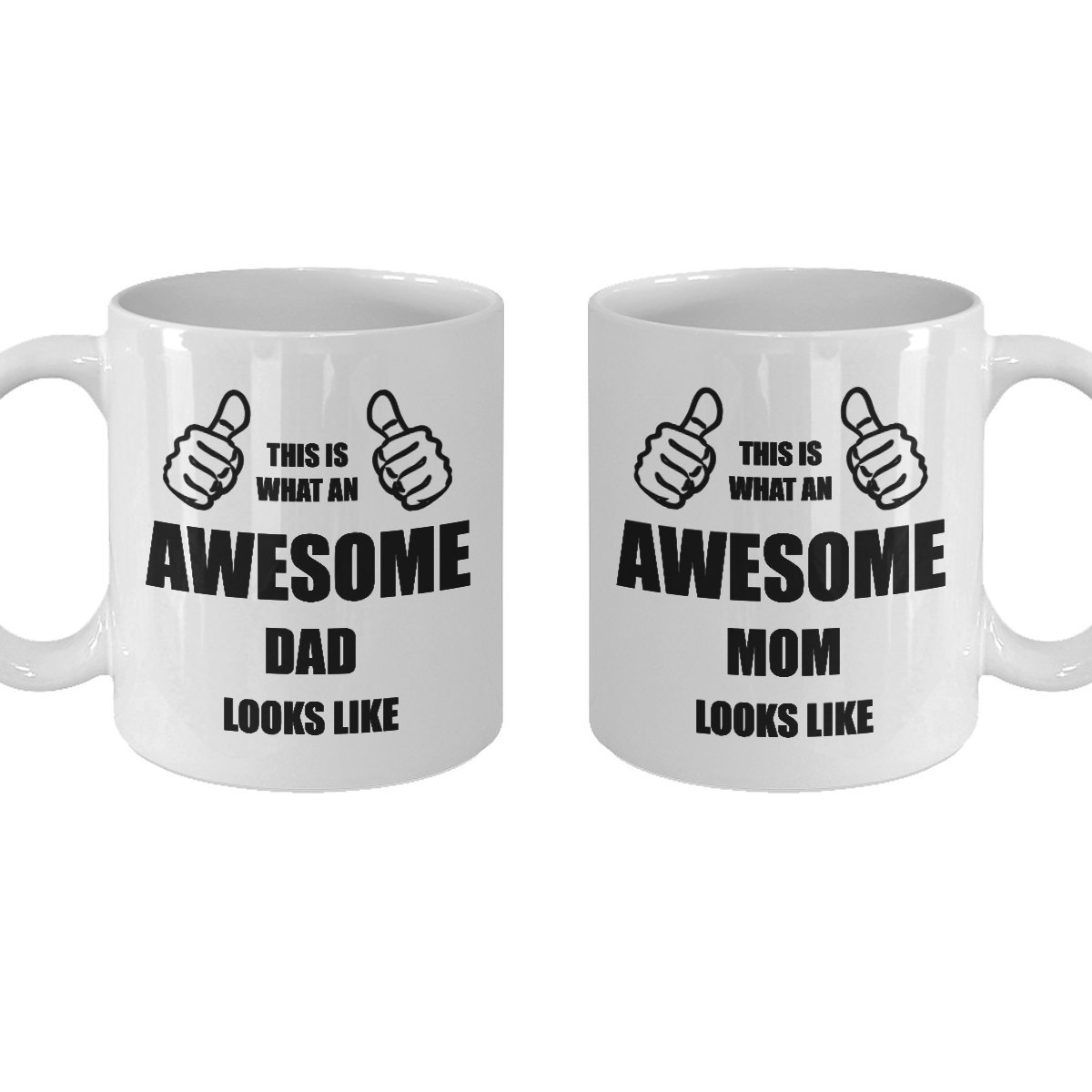 Personalized Coffee Mug Set Birthday Gift Gifts For Coffee Lover Him Her Men Wom