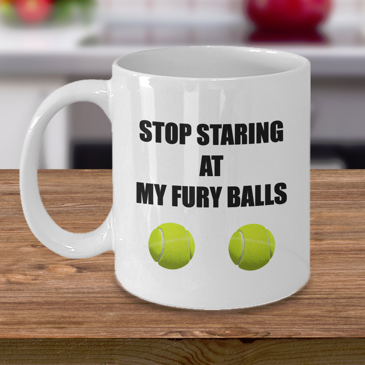 Funny Color Changing Coffee Mug Birthday Gift For Tennis Fan Fans Player Gifts F