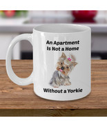 Yorkie Yorkshire Dog Lover Gift Funny Coffee Mug For Her Men Women Dad M... - $14.99