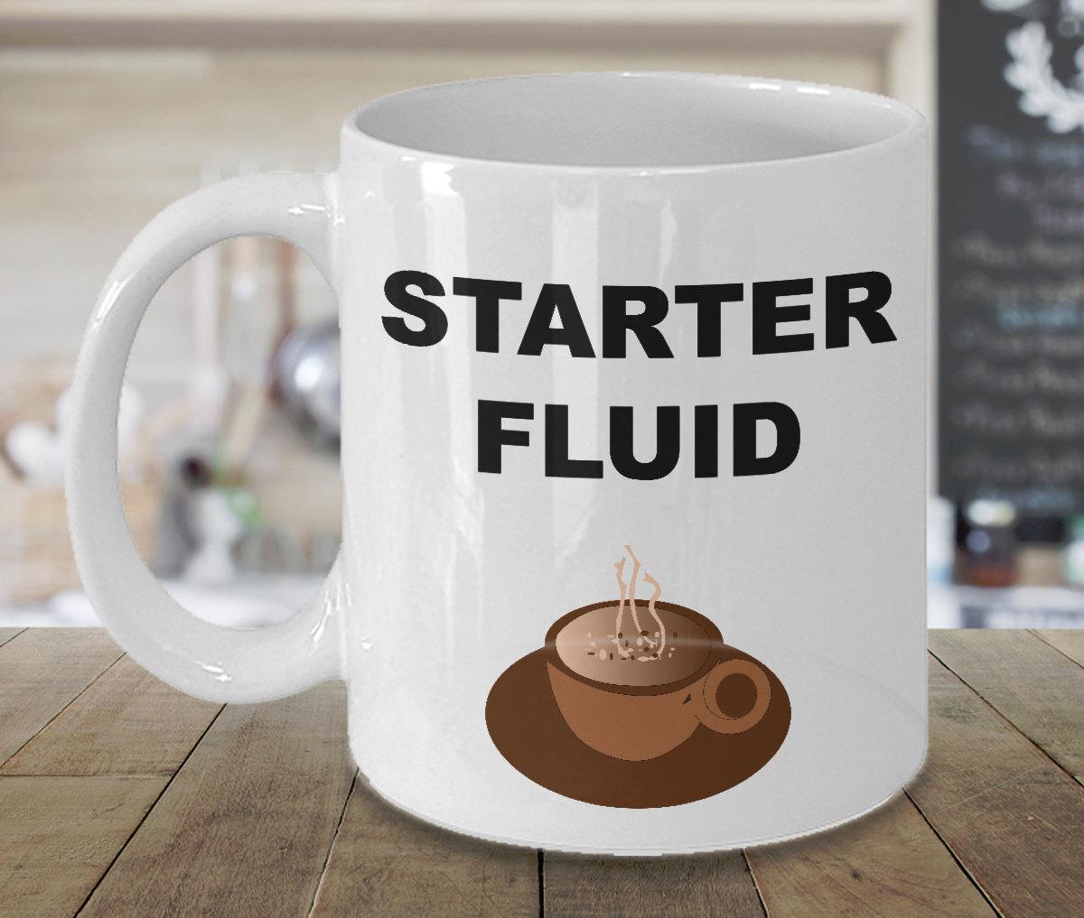 Fun Funny Coffee Mug Birthday Gift Mugs with Saying For Him Her Men Women Dad Mo