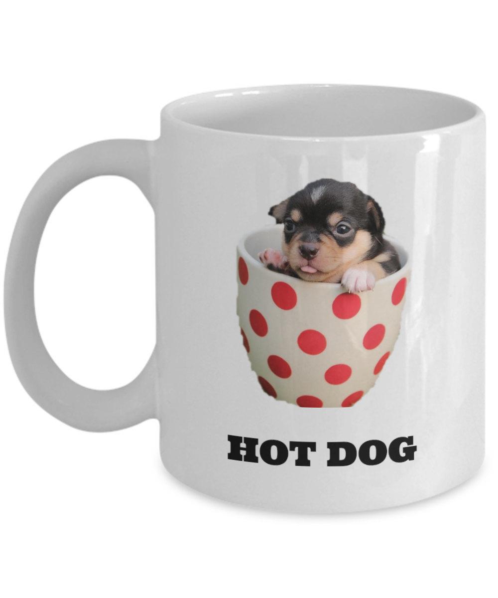 Dog Lover Gift Funny Coffee Mug For Dog Pet Lover Him Her Men Women Dad Mom Fath