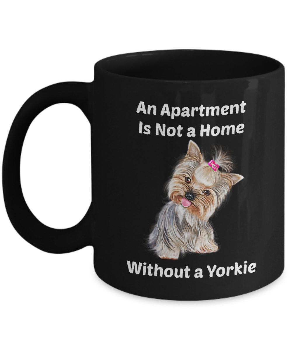 Yorkie Yorkshire Dog Lover Gift Funny Coffee Mug For Her Men Women Dad Mom Fathe