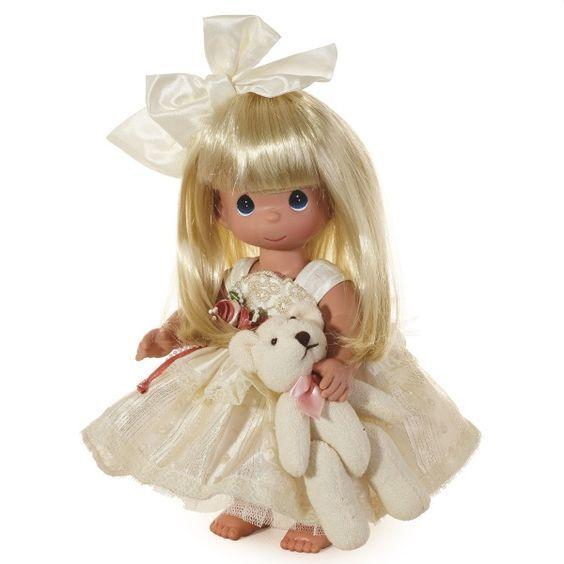 *Precious Moments 12 Inch Dannika Doll*