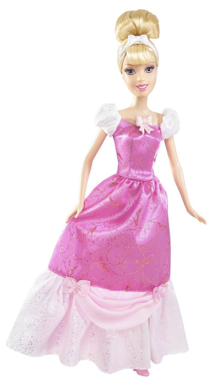 Disney princess sing a long cinderella doll
