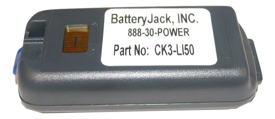 TANK BATTERY FOR SCANNER INTERMEC CK3 318-034-001 AB18 3.7V FREE SHIPPING