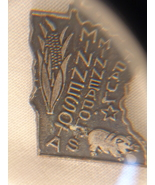 MINNESOTA STATE SOUVENIR PENDANT (#1799). - $7.99