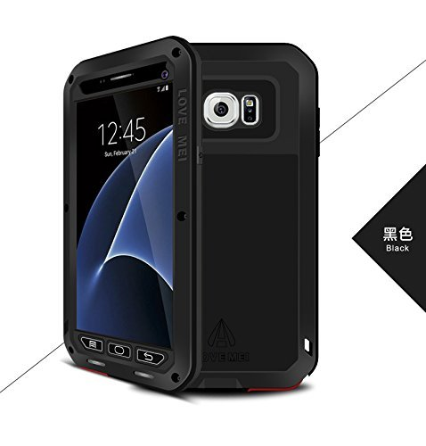Waterproof Case for Samsung Galaxy S7 Edge,Shockproof Waterproof Dust/dirt/sn...