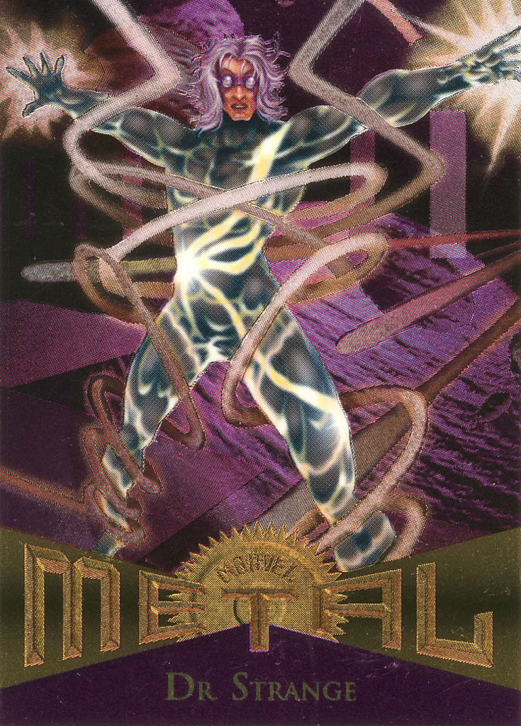 Marvel Metal #58 - Dr. Strange