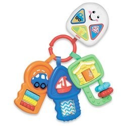 Fisher price laugh and learn keys