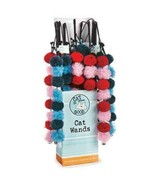 Cat is Good Caterpillar Wand Interactive Fun Toy Cat Toy New - $4.95