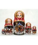 """Troika Nesting Doll - 6"""" w/ 5 Pieces - $90.00"""