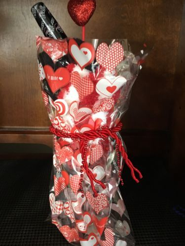 Valentines Day/Love Wine Glass Gift Set Nicole By Opi Nail Polish