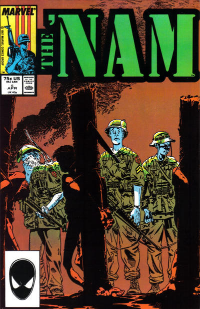 The 'NAM #5 (Marvel Comics) NM!