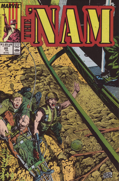 The 'NAM #20 (Marvel Comics) NM!