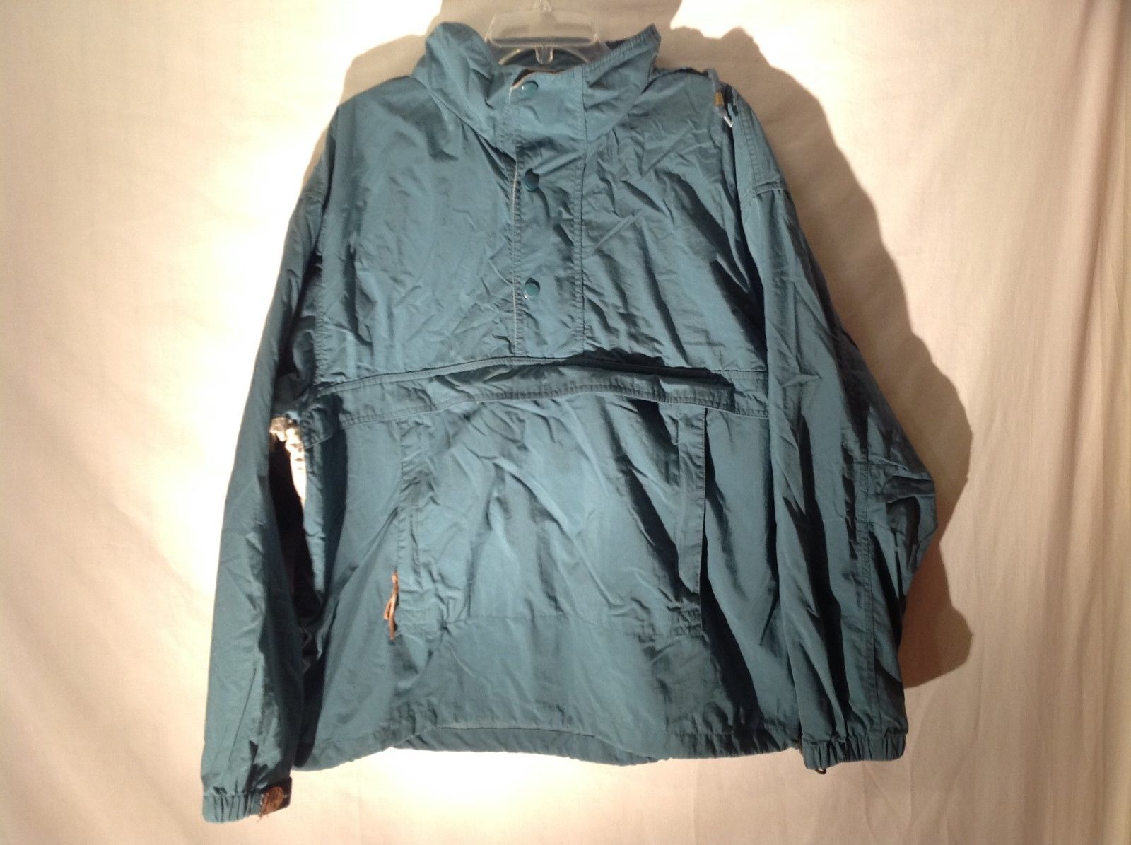 Men's St John Bay Green Jacket Size L