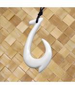 Hawaiian Fish hook Necklace - $18.00