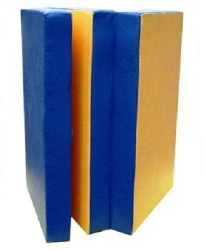 Crash gymnastic mat folding 60'x40' (150x100mm)