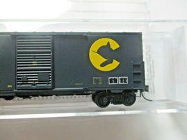 Micro-Trains # 02400450 Chesapeake & Ohio 40' Standard Box Car N-Scale image 3