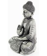 438 meditating sitting buddha lamp black 6 thumbtall