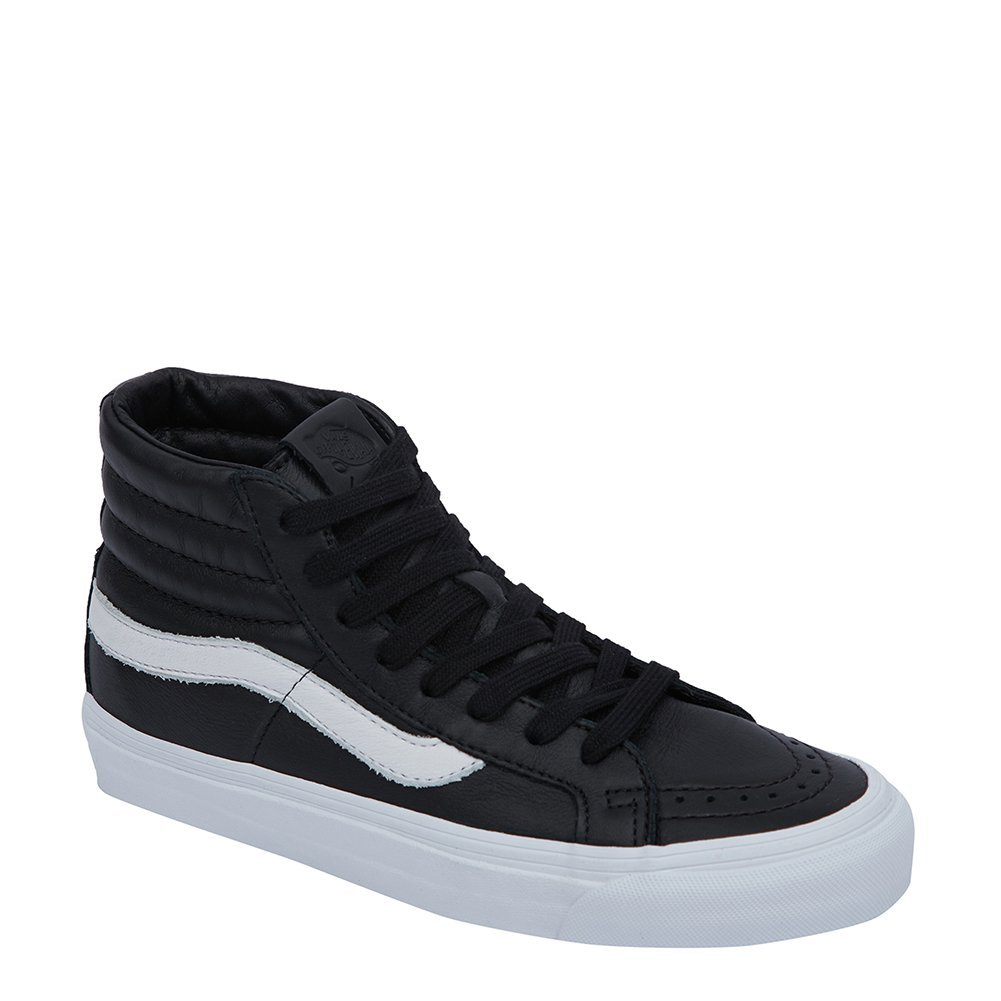 Vans OG SK8-HI LX Sneakers VN0003T01NS VLT Black, 7 Mens / 8.5 Womens US