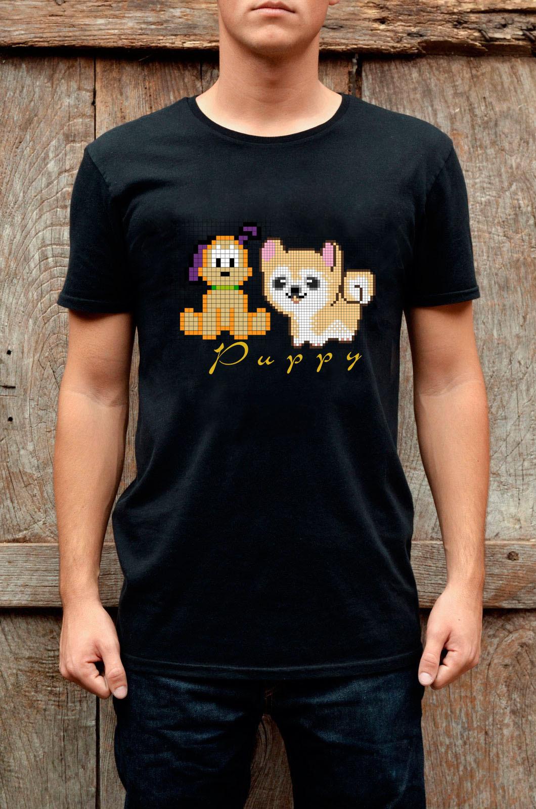 Puppy dog wants kitty cute puppy dog