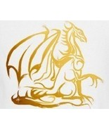 HAUNTED queen Guardian Gold Dragon protective SOULmate love ring energy ... - $33.39