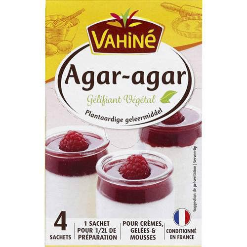Premium Quality Agar Agar Vahine Powder Vegetal Diet Gelatine Free Shipping