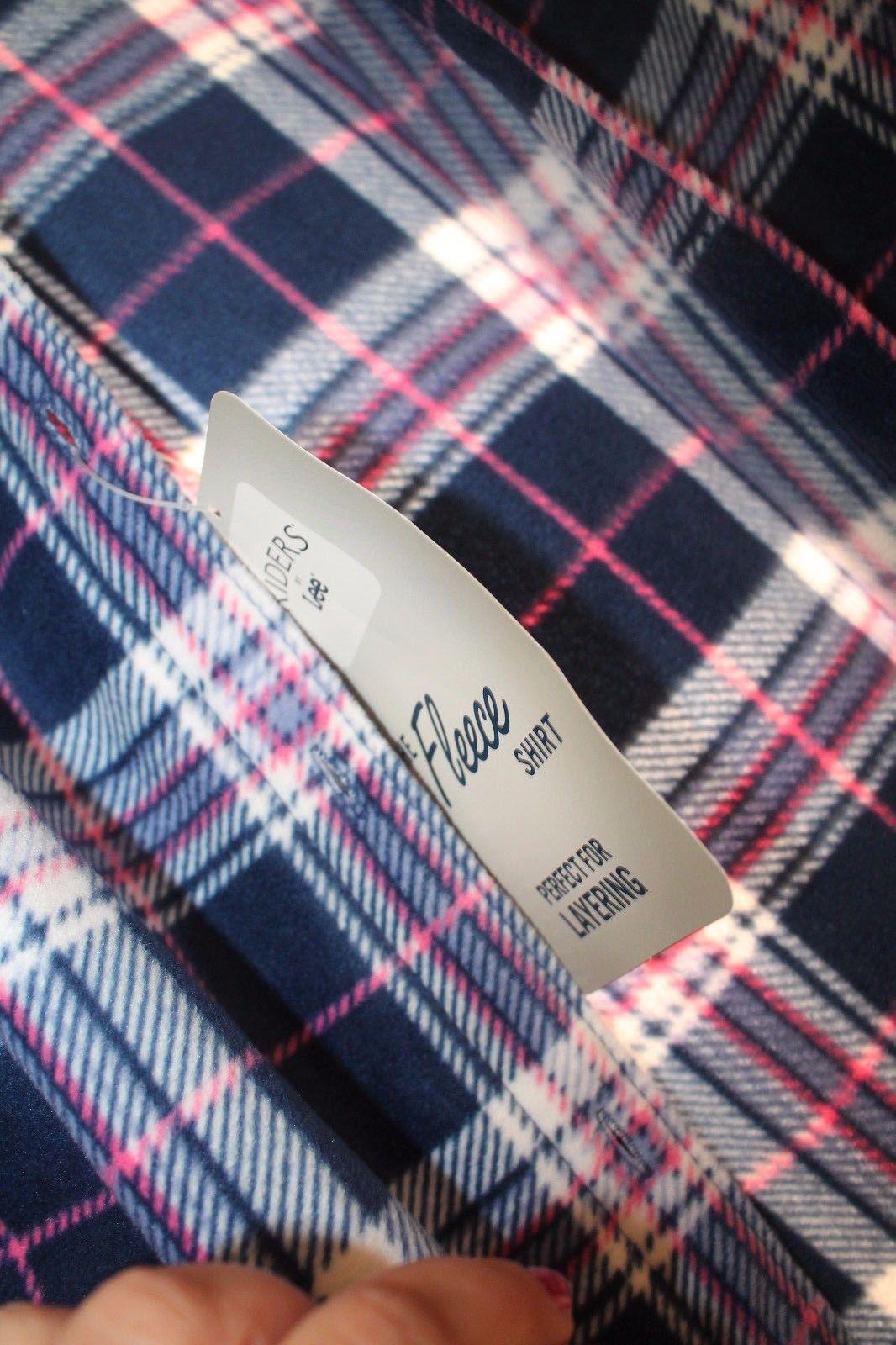 c8d4b373201 New Womens Xl Lee Riders Soft Fleece Blue and 22 similar items