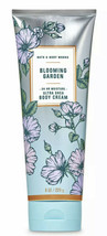 Bath and Body works Blooming Garden  Ultra Shea Body CREAM  lotion 8 oz *NEW - $10.95