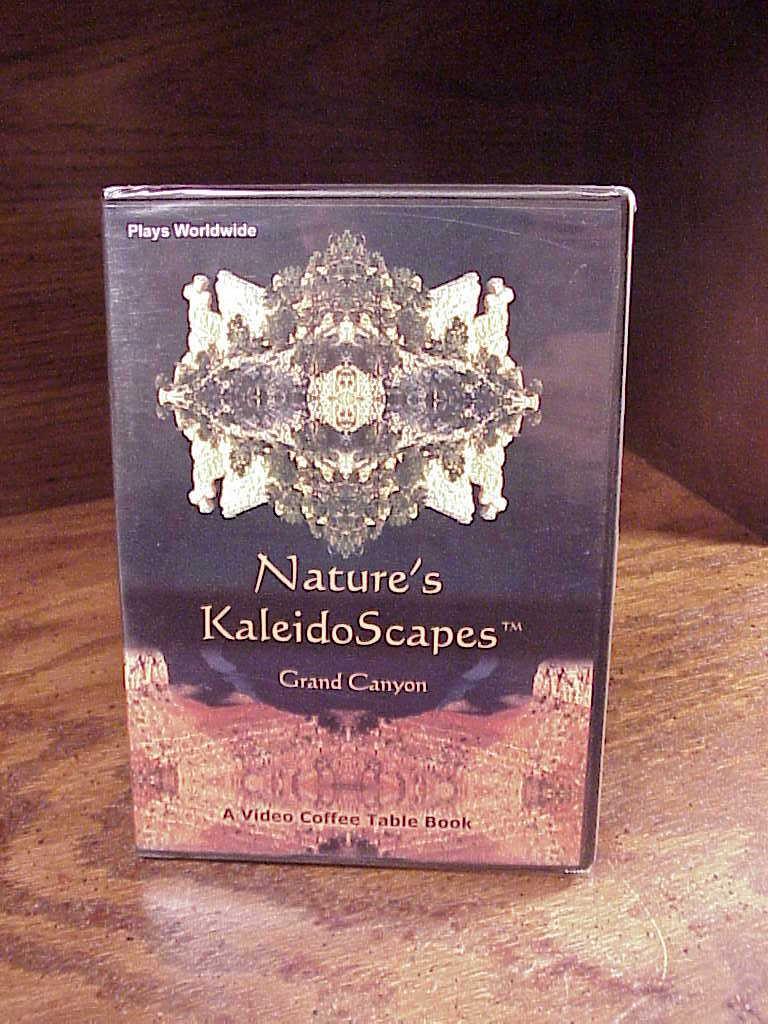 Natures kaleidoscapes dvd  1